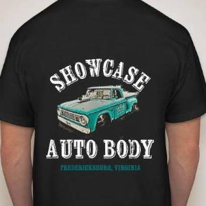 Showcase Auto Body & Restoration