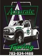 Accurate Towing & Storage Inc