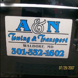A & N Towing