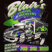 Blair' Towing & Recovery Inc