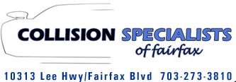 Collision Specialists of Fairfax