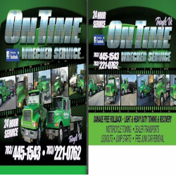 On Time Wrecker Service