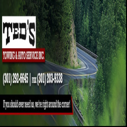 Ted's Towing & Auto Service Inc