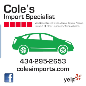 Cole's Import Specialist