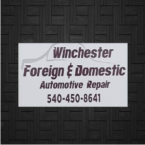 Winchester Foreign