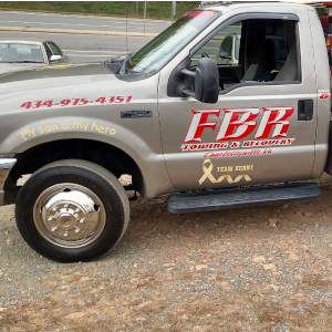 FBR Towing & Recovering