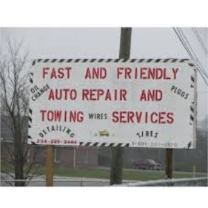 Fast and Friendly Auto Repair and Towing Service LLC