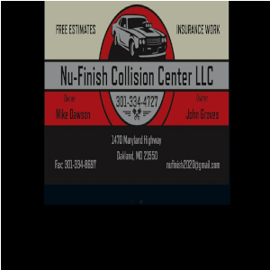 Nu-Finish Collision Center