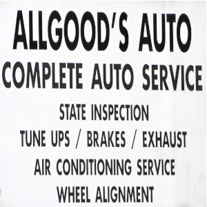 Allgood's Tire and Service Center