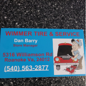 Wimmer Tire & Service Center